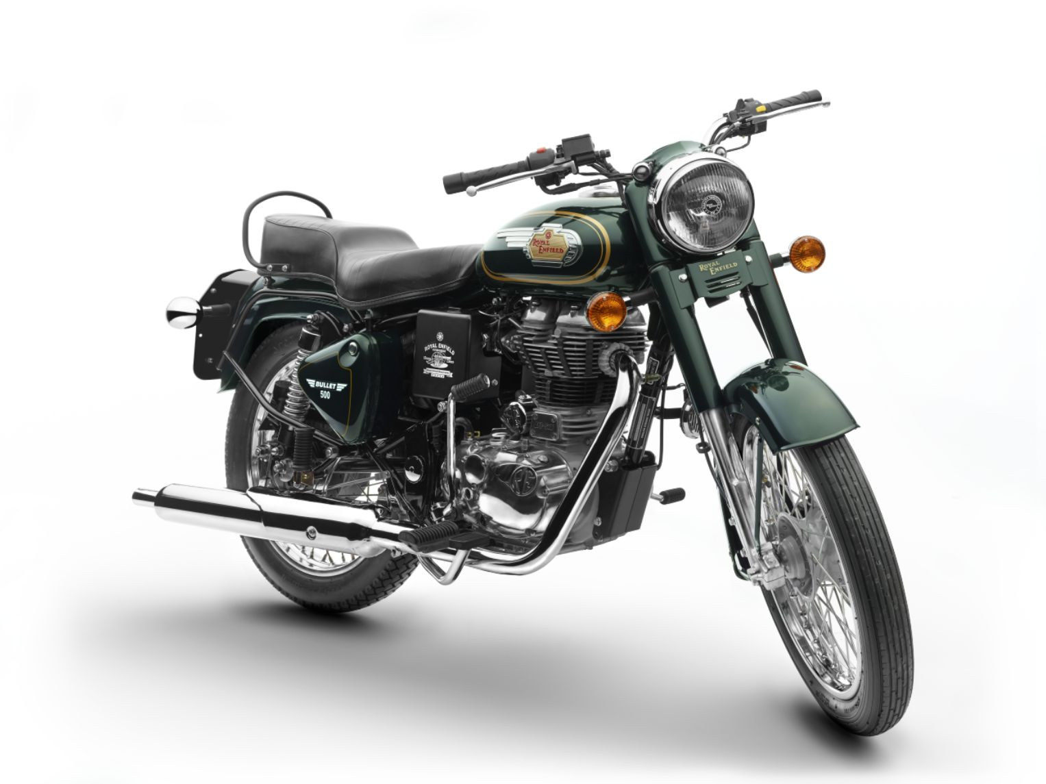Royal Enfield Bullet 500 EFI STD - Entry Level