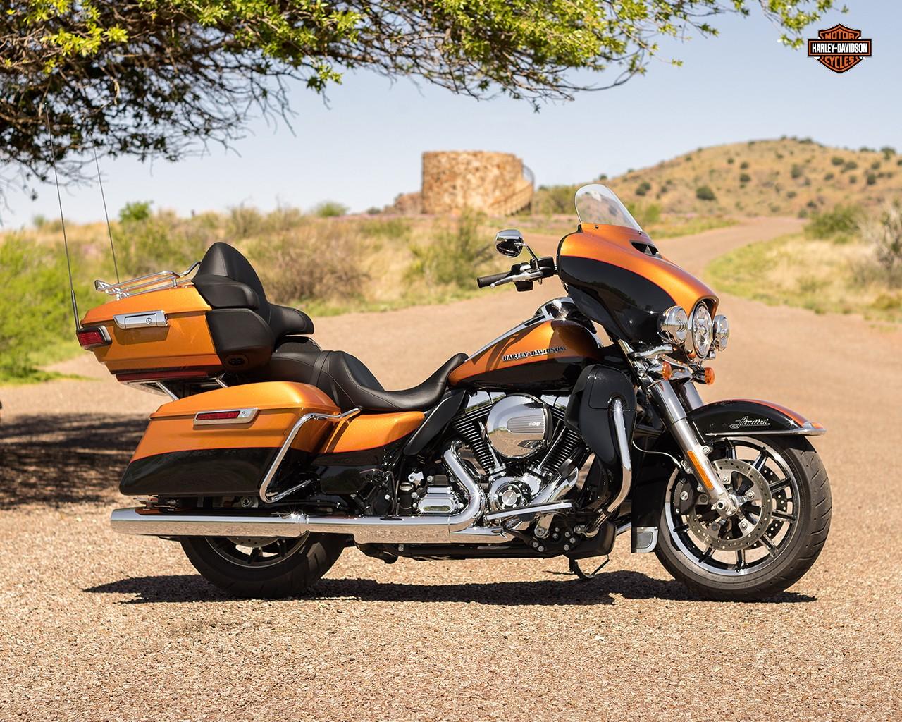 Harley-Davidson FLHTKLHDI Electra Glide Ultra Limited Low