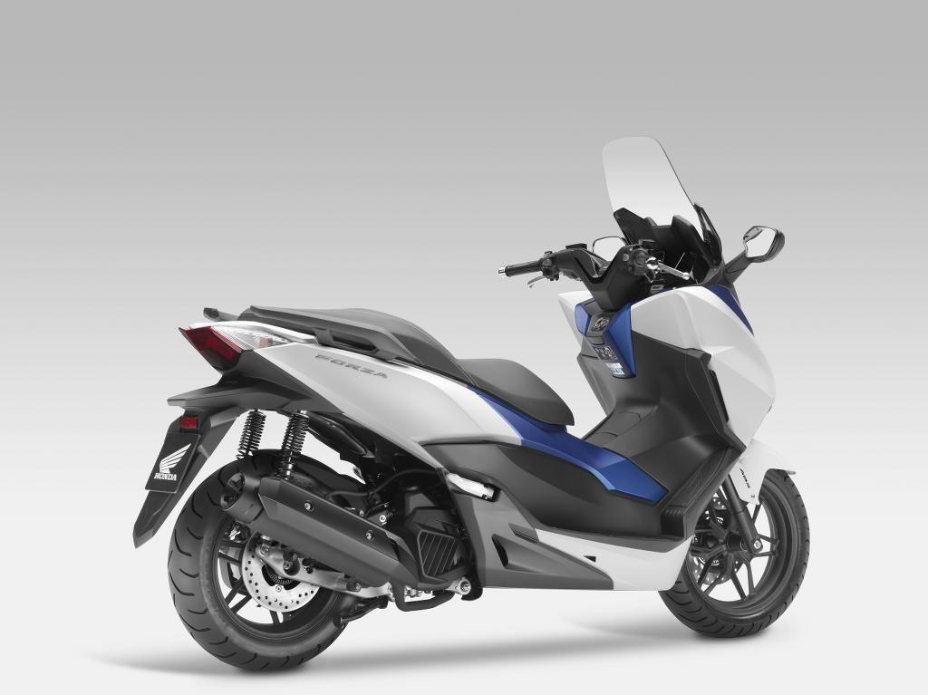 Honda Forza 125 Abs Prezzo E Scheda Tecnica Inmotoit