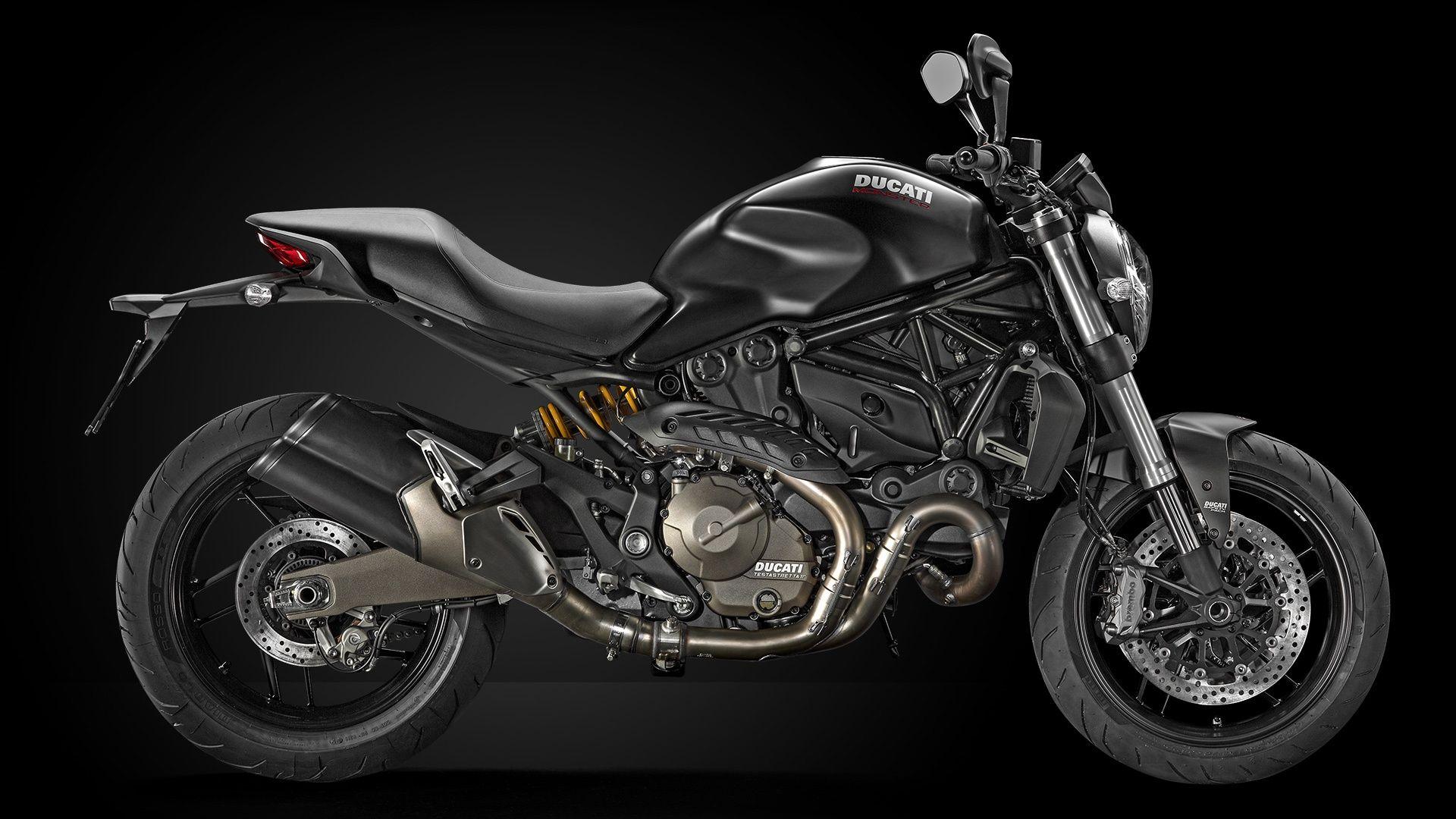 Ducati Monster 821 Dark ABS