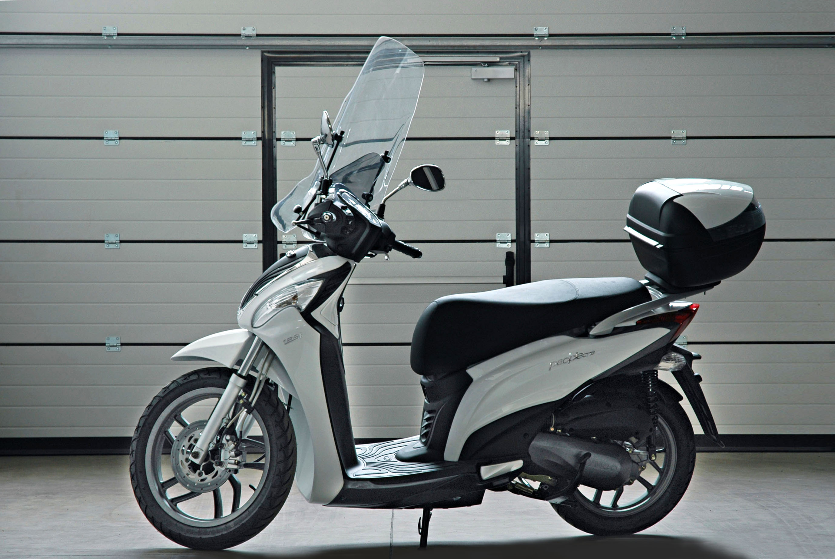 Kymco People One 125i DD