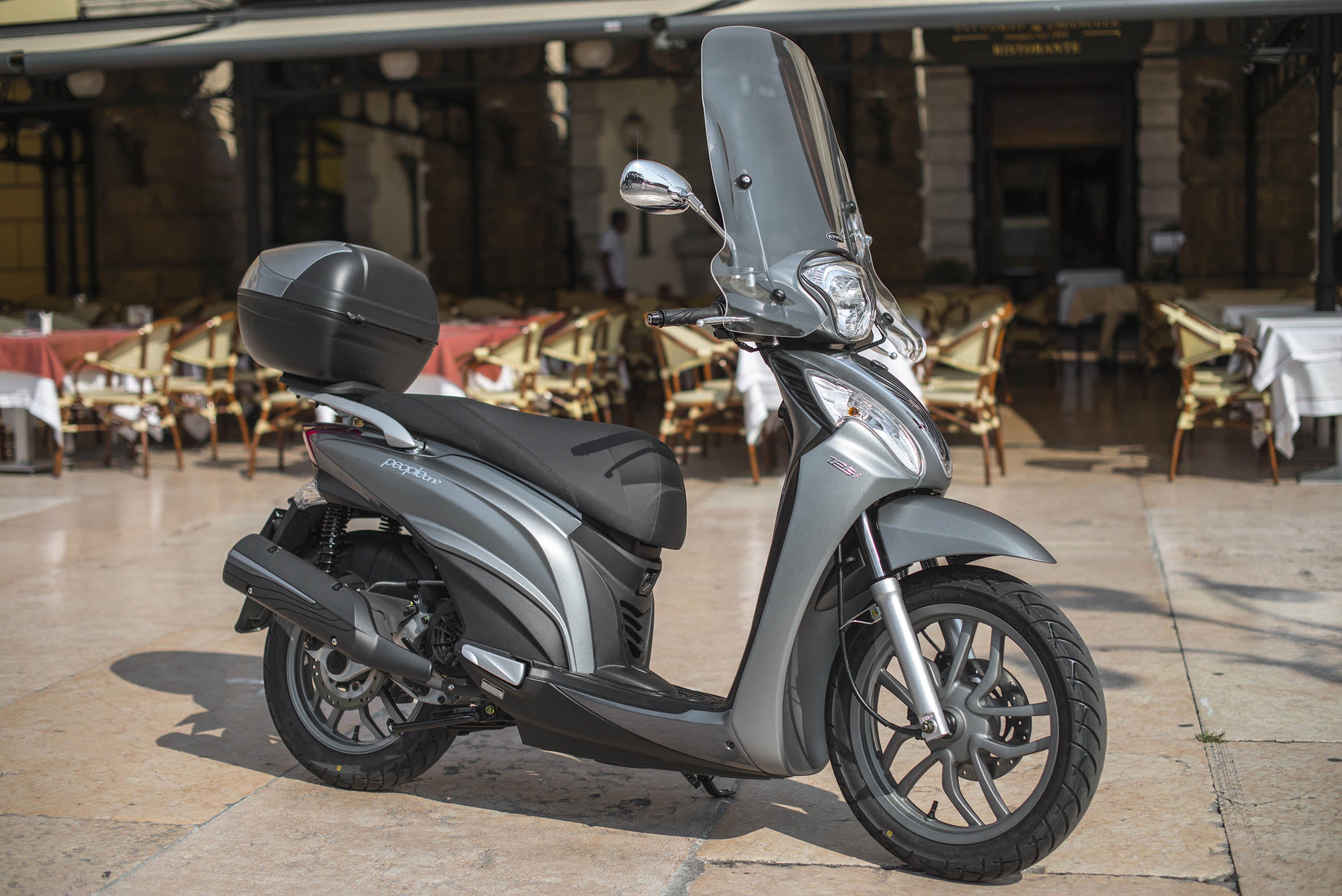 Kymco People One 125i E4