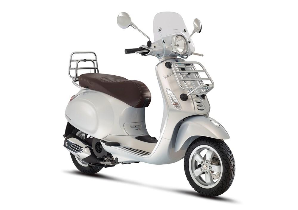 Vespa Primavera 50 4T Touring