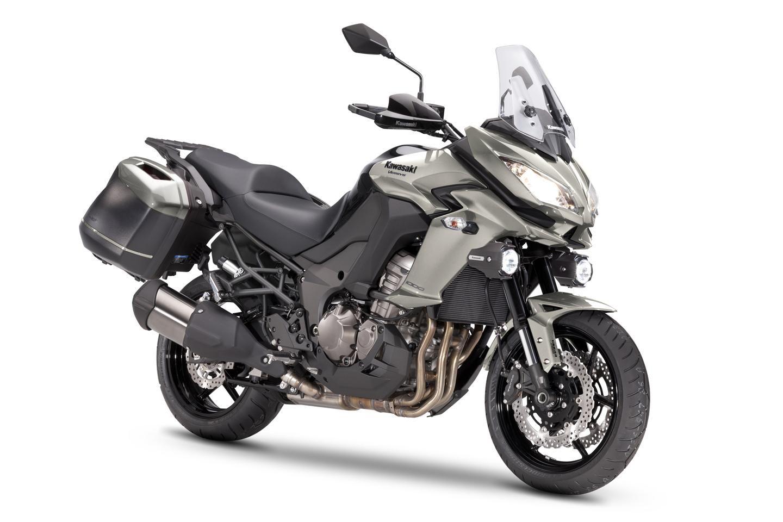 Kawasaki Versys 1000 Tourer Plus ABS