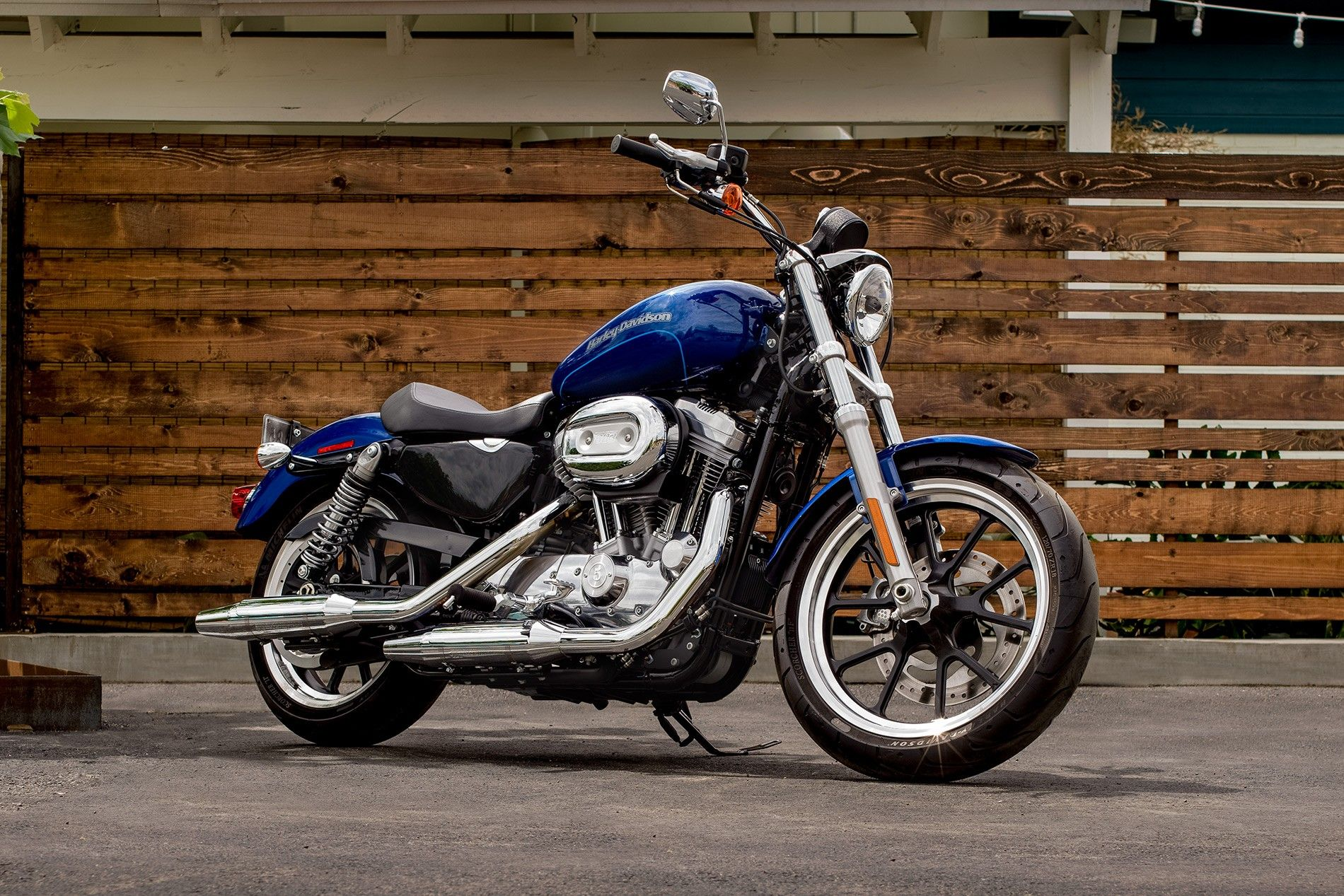 Harley-Davidson XL 883L 883 SuperLow