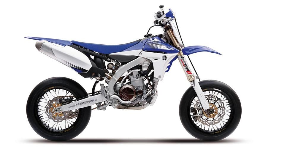 Yamaha YZ 450 SM