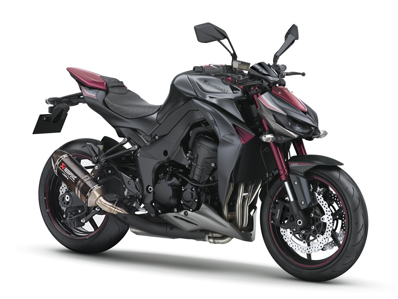 Kawasaki Z 1000 Sugomi Edition ABS