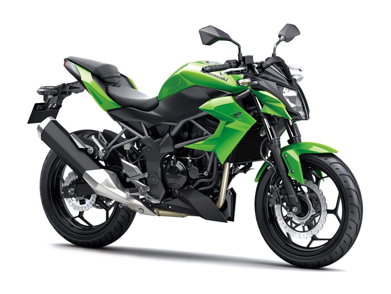 Kawasaki Z 250 SL ABS