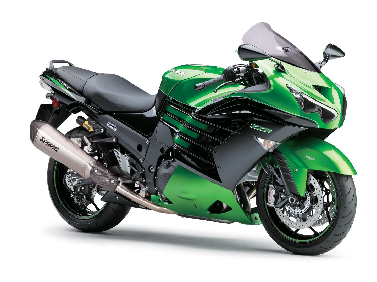 Kawasaki ZZR 1400 ABS Performance S.E.